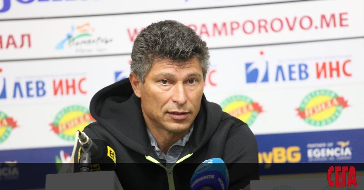 Красимир Балъков е приел офертата да стане треньор на