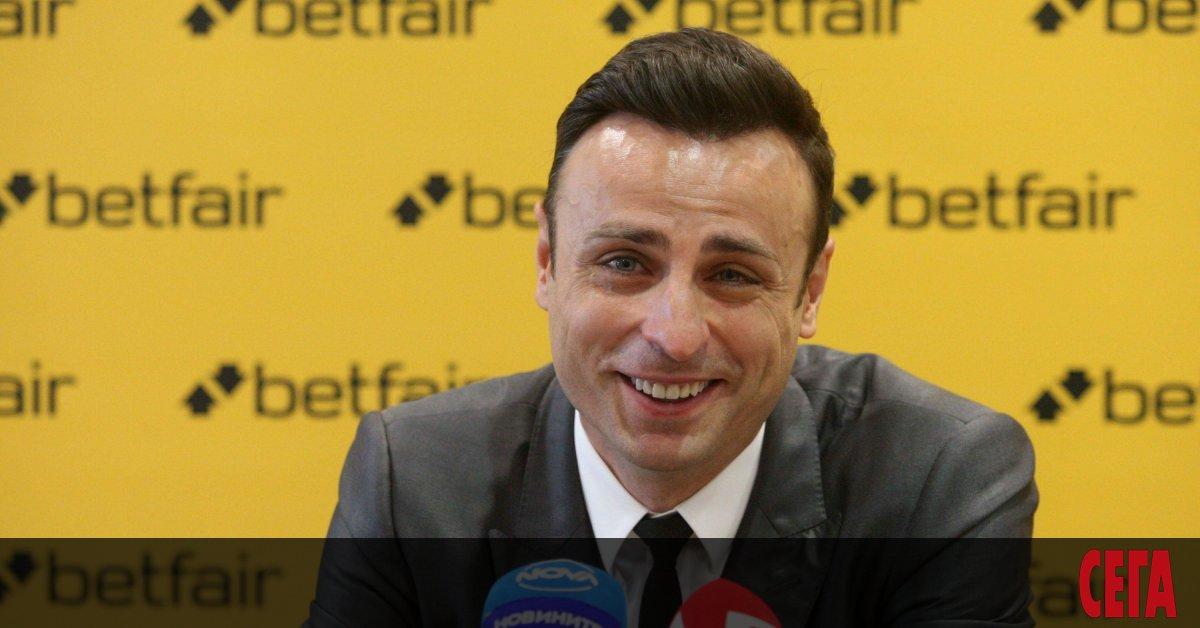 Димитър Бербатов смята, че българският футбол има нужда от радикална