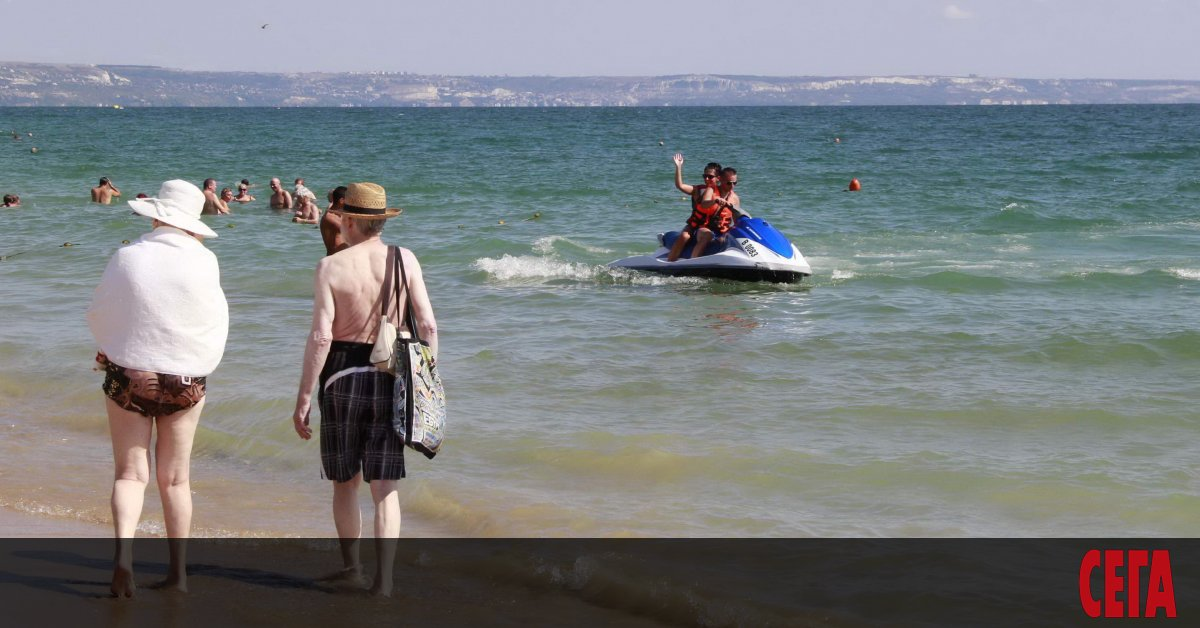 Златни пясъци и Варна, две от най-популярните парти дестинации на
