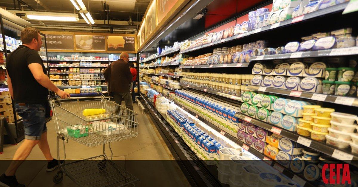Ценитена някои основни хранителни продукти в България вече се доближават