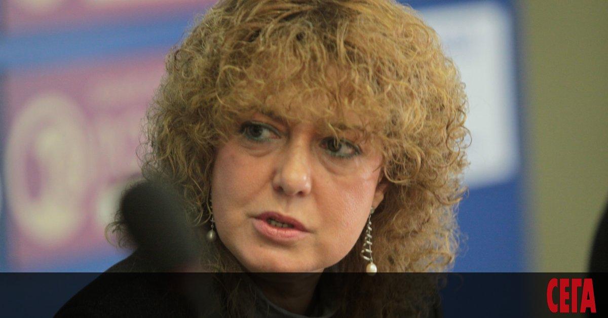 Галина Захарова остава единствената номинация за председател на Върховния касационен