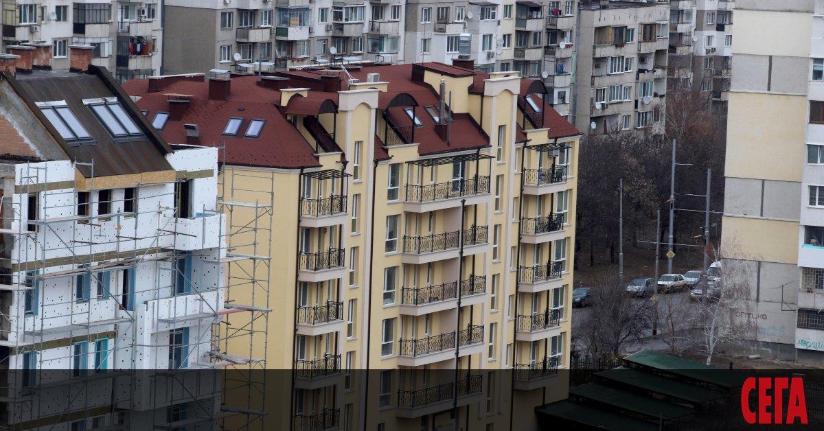 След постепенното увеличение на цените на жилищата в последните години,