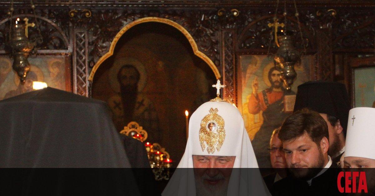 Светият синод на Руската православна църква реши да прекъсне връзките