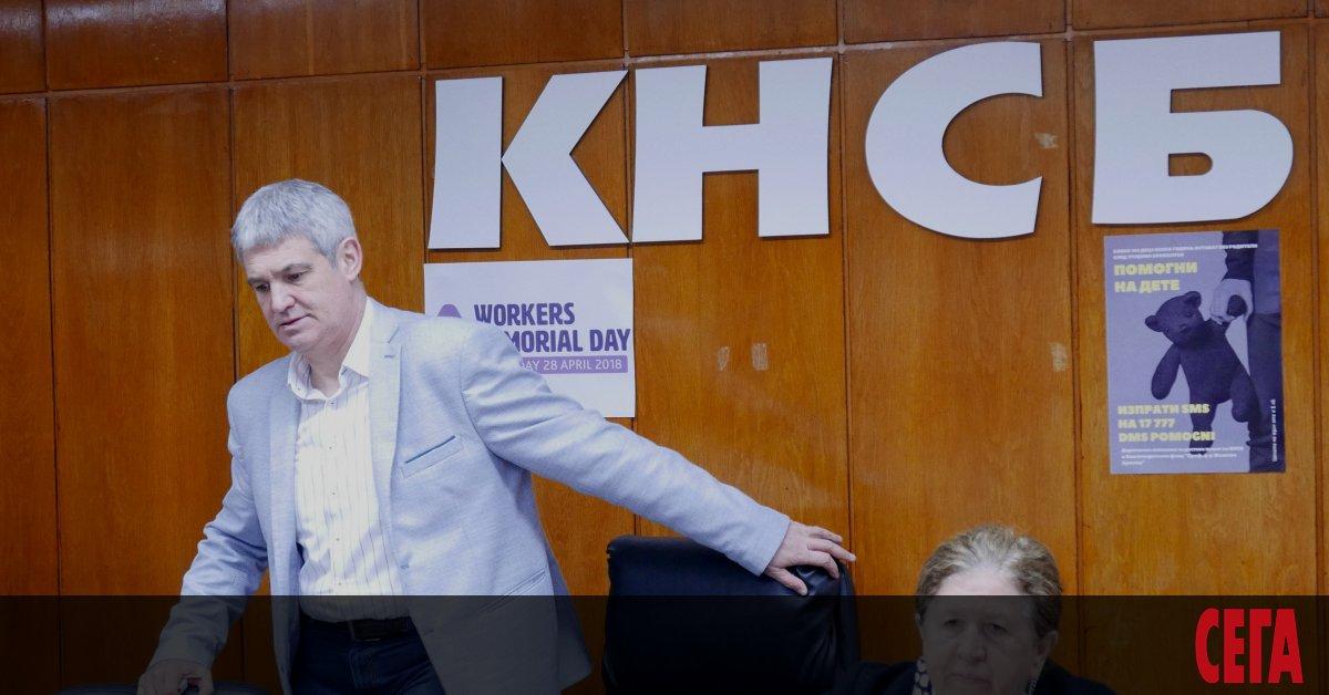 Миналата седмица най-голямата синдикална организация в България -КНСБ, публично представи