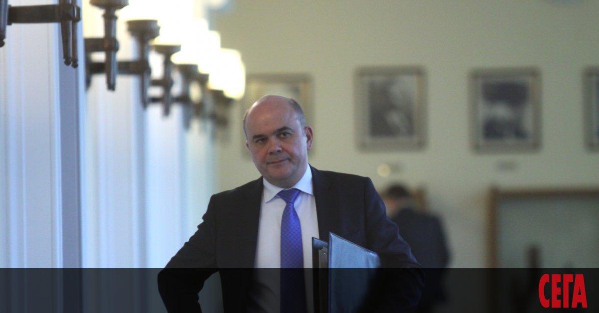 В отговор на разпореждането на премиера Борисов сутрин, обед и
