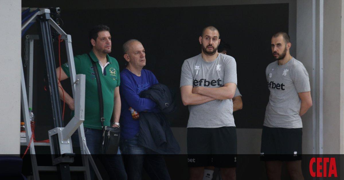 Двамата най-своенравни волейболисти в националния отбор - близнаците Георги и
