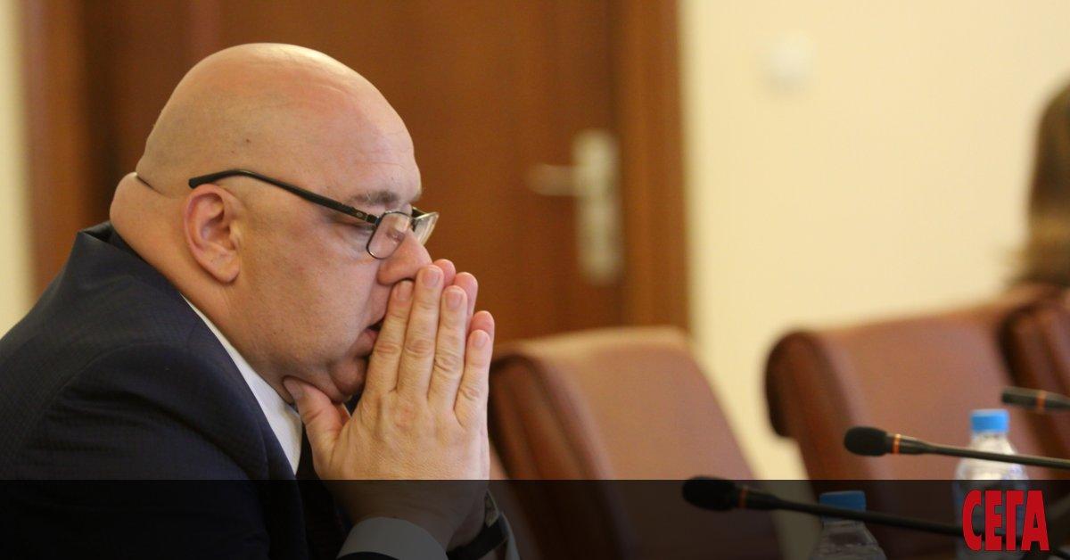Министърът на младежта и спорта Красен Кралев коментира наболялата тема