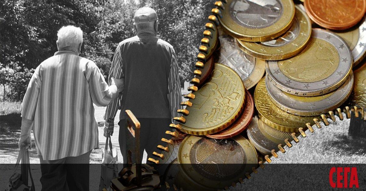 От 1 юли пенсиите се увеличават. Но от същата дата