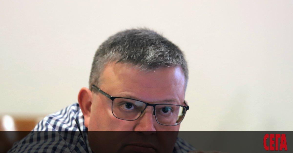 През целия7-годишен мандат главният прокурор Сотир Цацаров никога не е