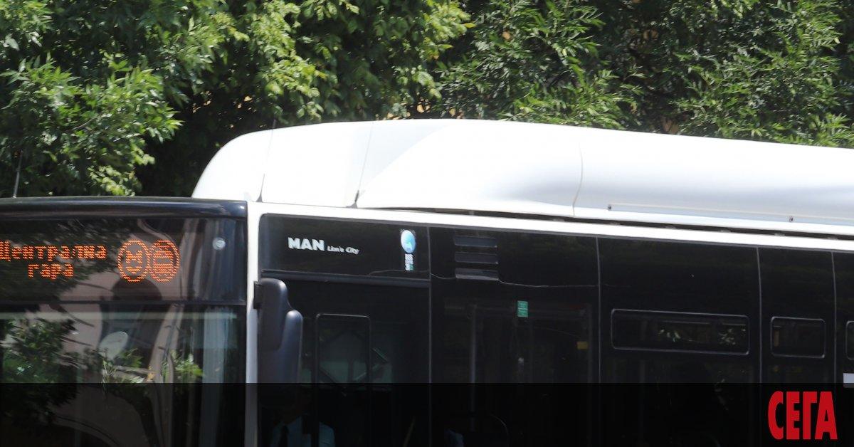 От 8 април 2020 година градският транспорт в София ще
