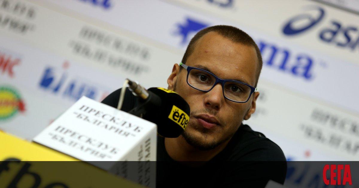 Антъни Иванов постави нов национален рекорд на 200 м бътерфлай