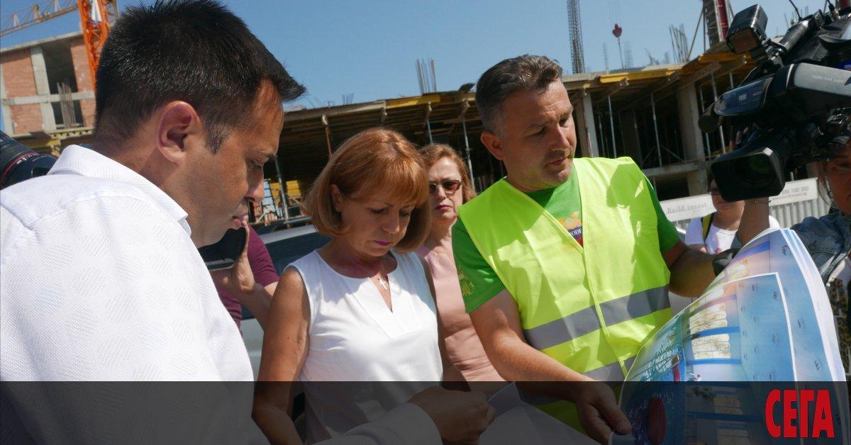 Столичната община внесе в регионалното министерство пакет от предложения за