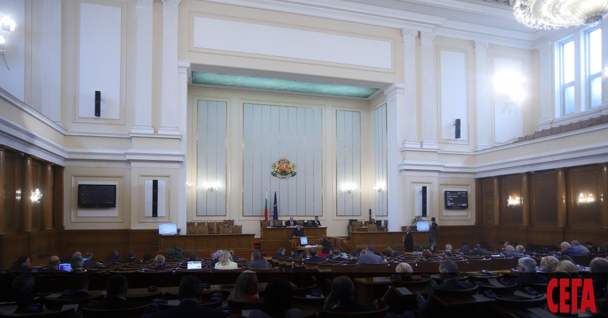 """Ден след като кабинетът Борисов"""" излезе с рамкова позиция за"""