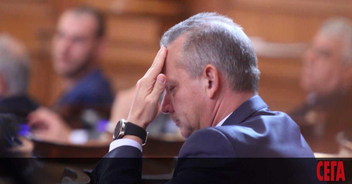 Правителството аргументира освобождаването на шефа на ДАНС Димитър Георгиев с