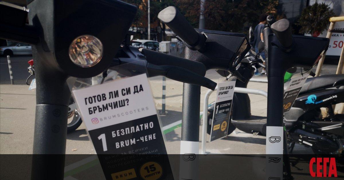 Снимка: Държавата почти приравнява е-тротинетките на велосипедите