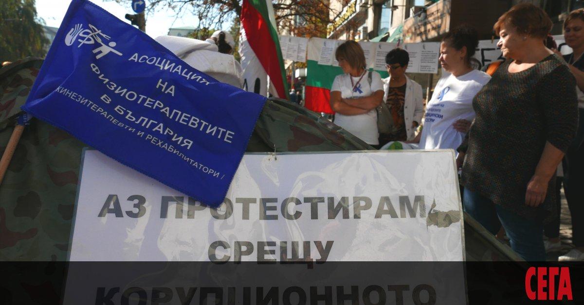 Протестите на медицинските сестри стигнаха нов етап - в сряда