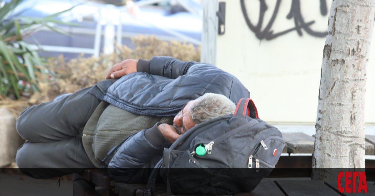 Кризисният център за бездомни в София няма да осъществява нов