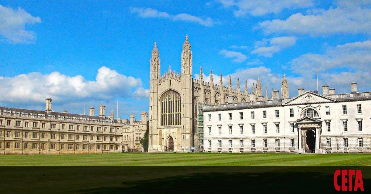 В Кеймбридж, домът на най-стария клуб за дебати всвета, миналата