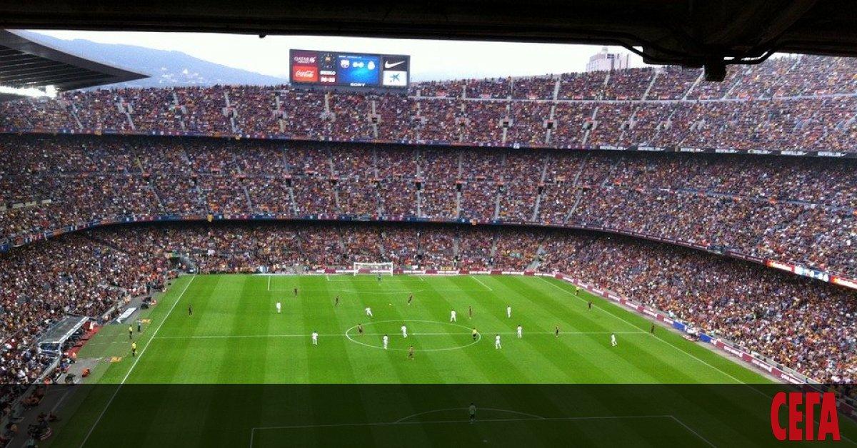 Барселона и Реал Мадрид завършиха наравно 0:0 в изтеглена среща