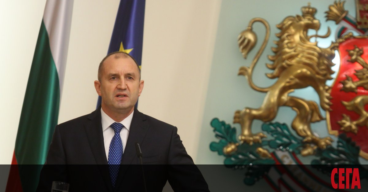 Срещу президента Радев има досъдебно производство, съобщи днес главният прокурор