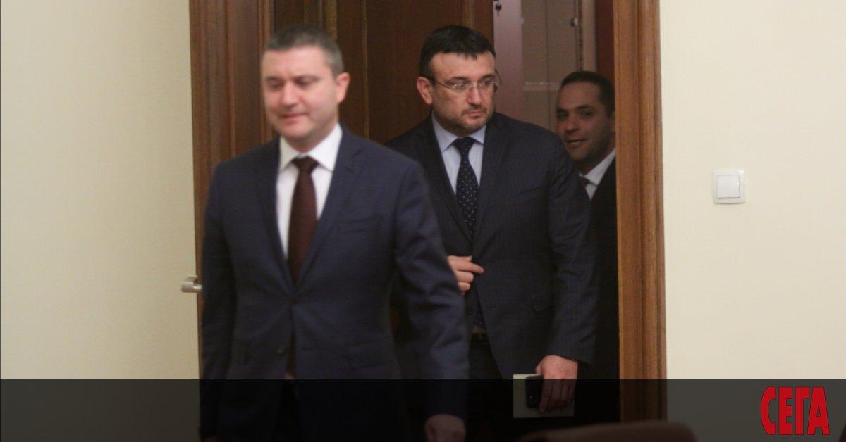 Министър-председателят на България и председател на управляващата партия ГЕРБ Бойко