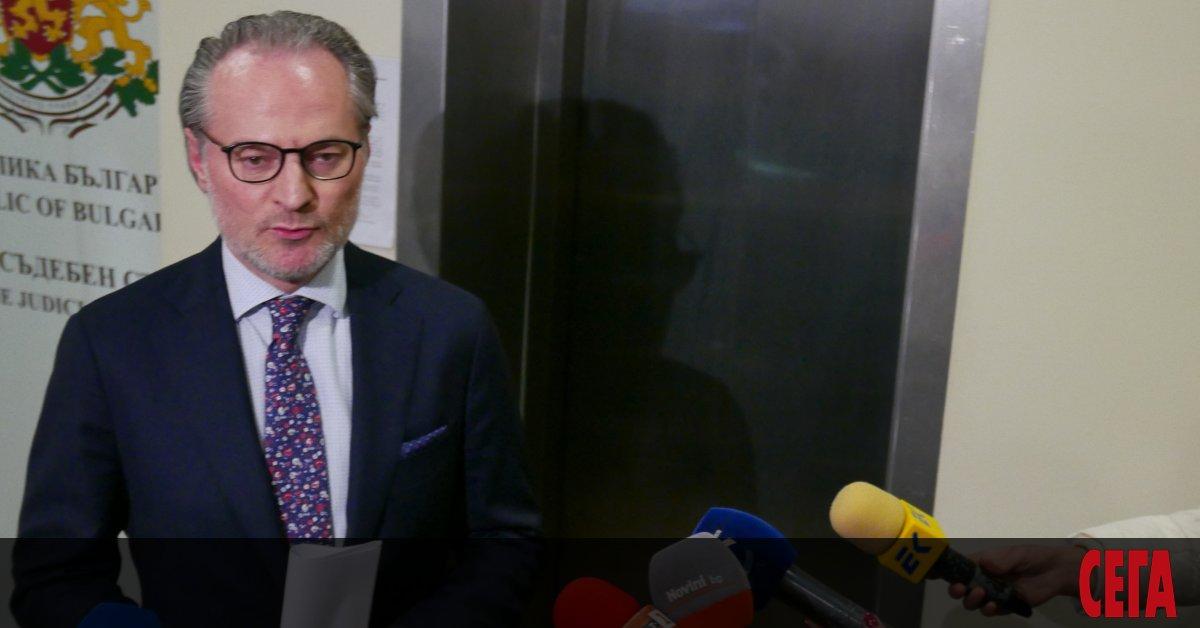 Председателят на Върховния касационен съд Лозан Панов получи прословутия одит