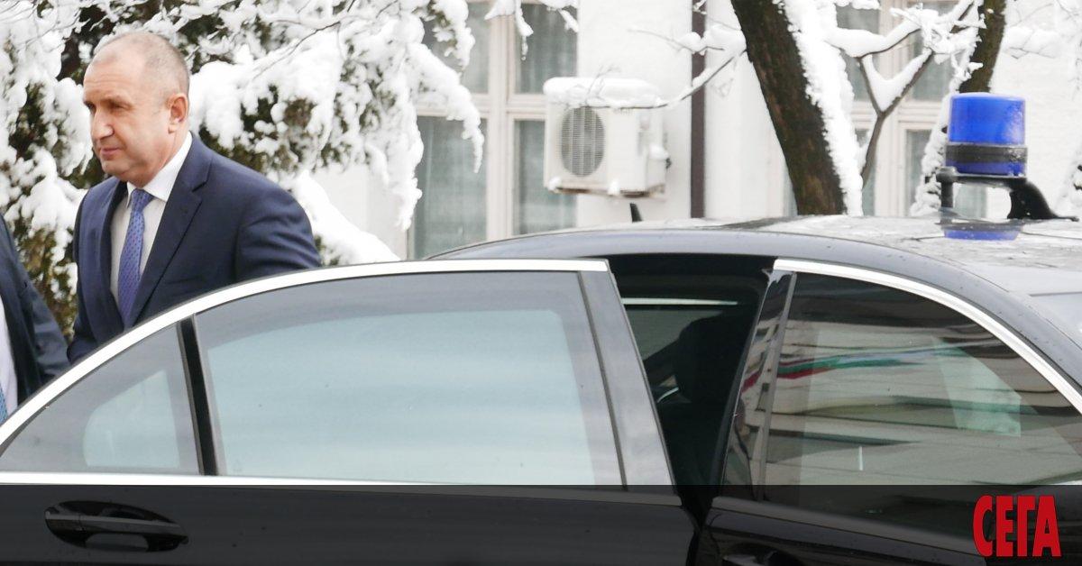 Президентът Румен Радев отправи остра критика както към премиера Бойко