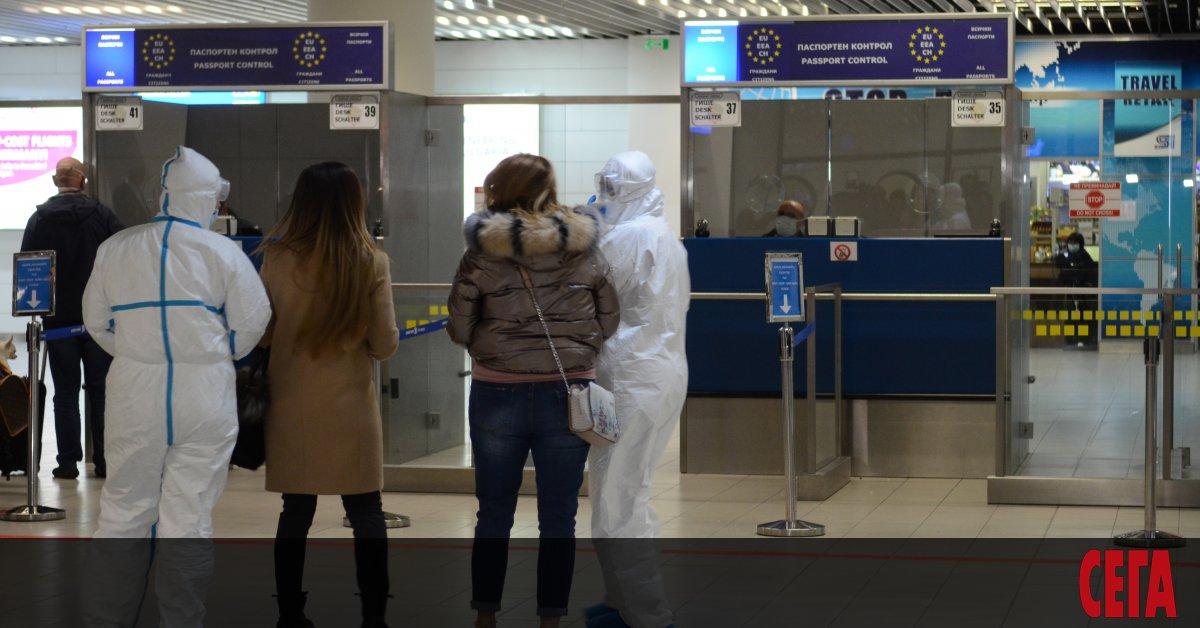Съмненията за ефективността на здравния контрол, извършван на летище