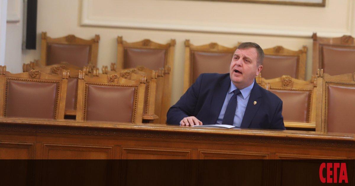 Въпреки че първият законопроект на ВМРО, с който коалиционният партньор