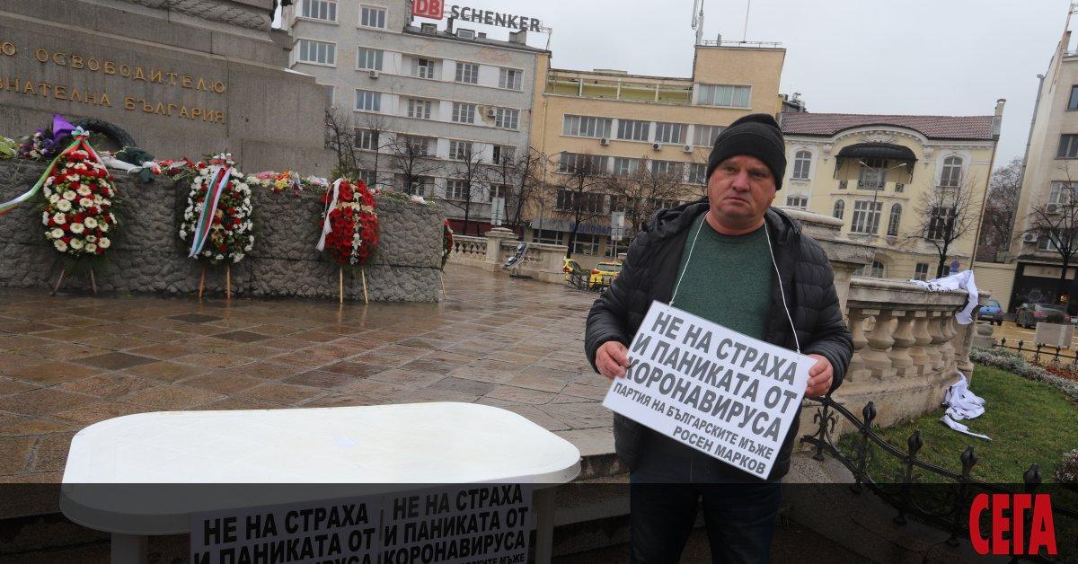 Има само едно правилно и възможно действие на българите при