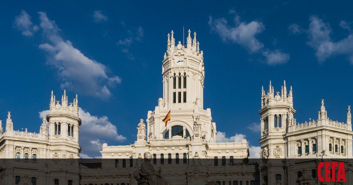 Испанският премиер Педро Санчес обяви по националната телевизия /TVE/, че