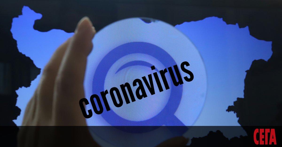 Заразените с COVID-19 у нас са нараснали със 180 души,