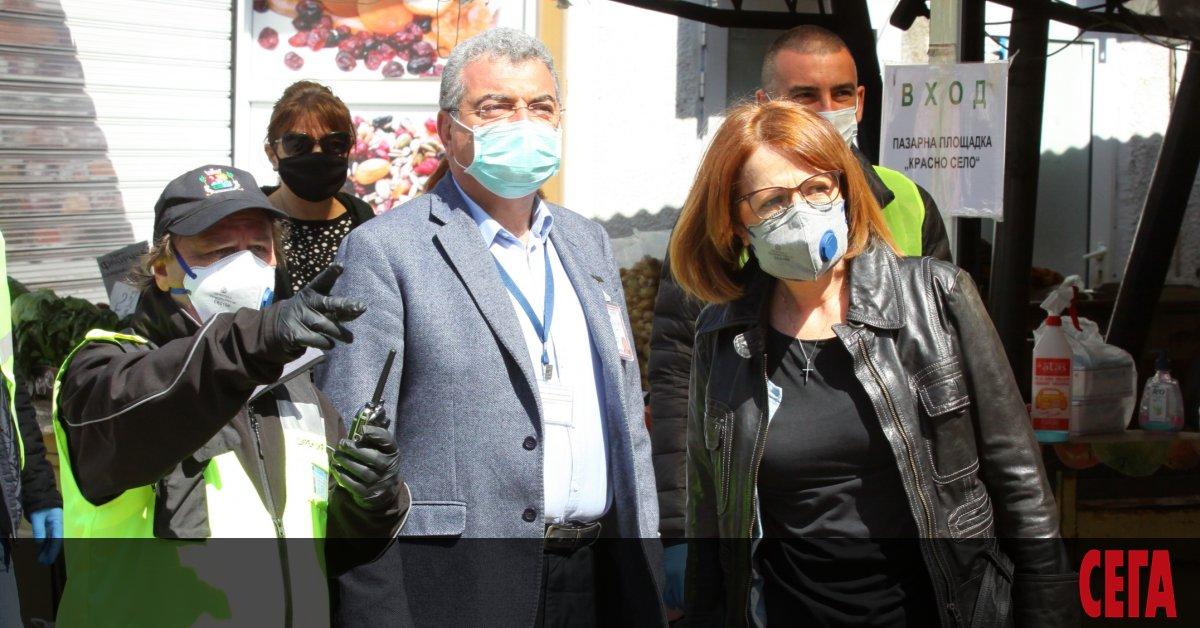 Кметът на София Йорданка Фандъкова се изказа крайно песимистично относно