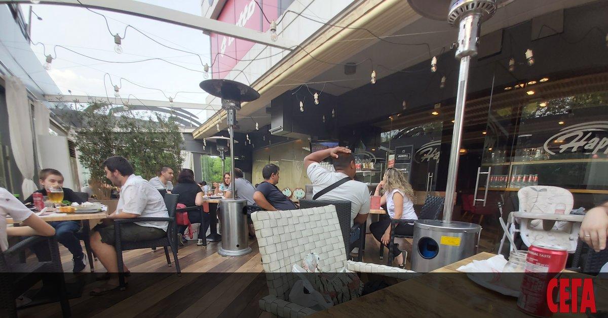 Ефектът на намаления ДДС за ресторантите няма да се разпростре