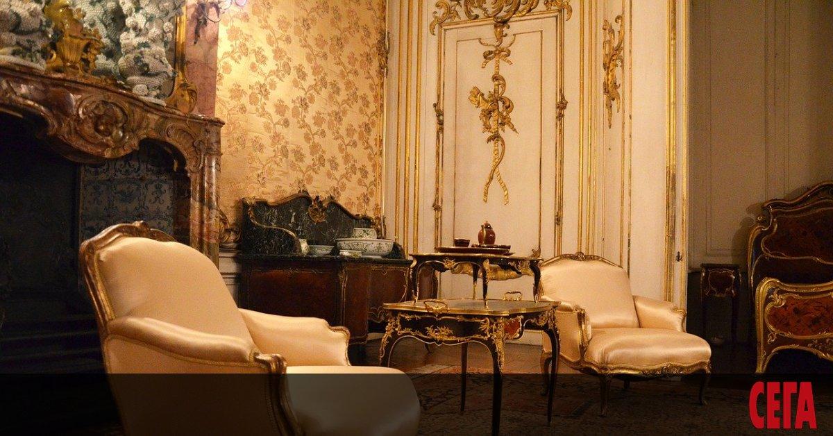 Френската агенция Mobilier National, която отговаря завсички мебели и предмети