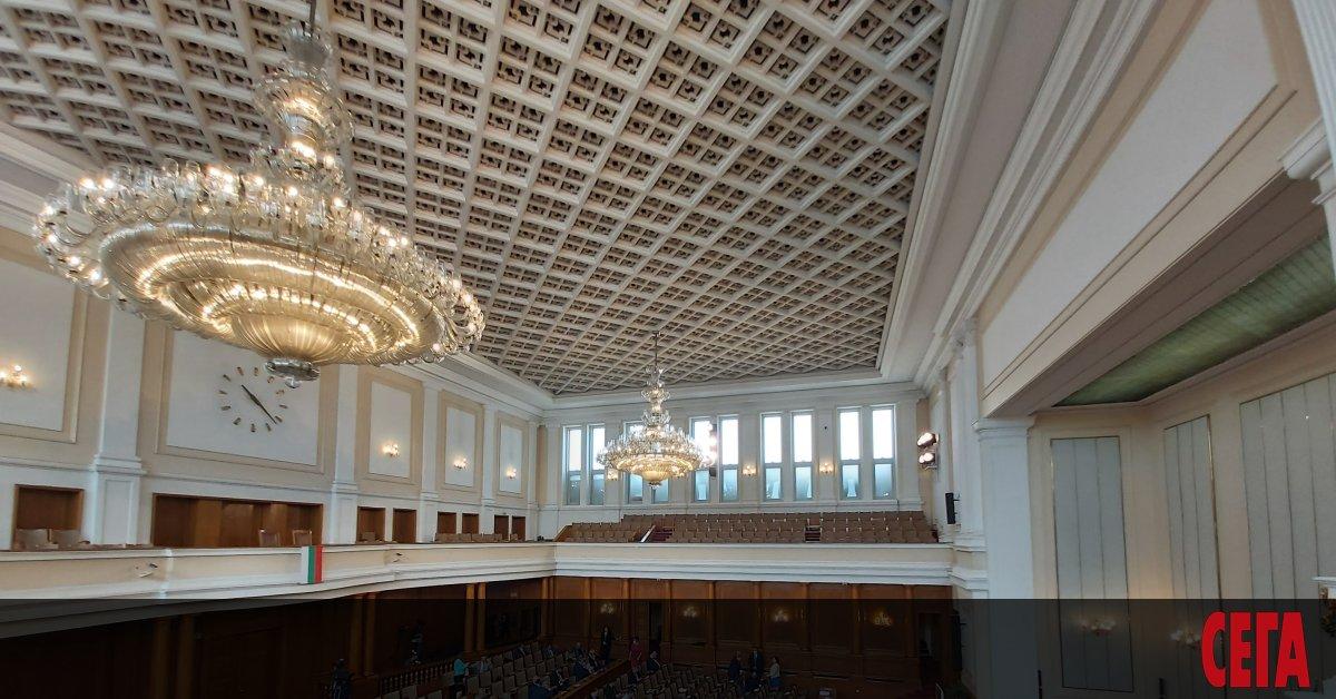 Народното събрание одобри създаването на