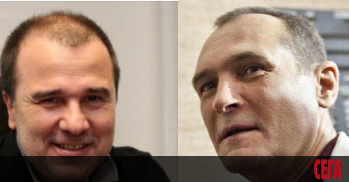 Цялото престъпно сдружение околообвиняемия Васил Божков, за което твърди прокуратурата,