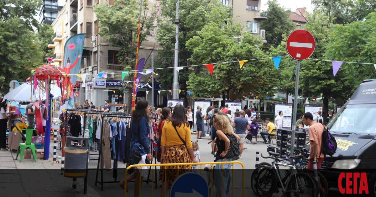 Заради множество възражения от живеещи в района на софийските улици
