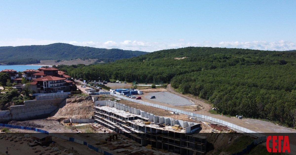 Административният съд в Бургас обяви за нищожно разрешителното за строеж