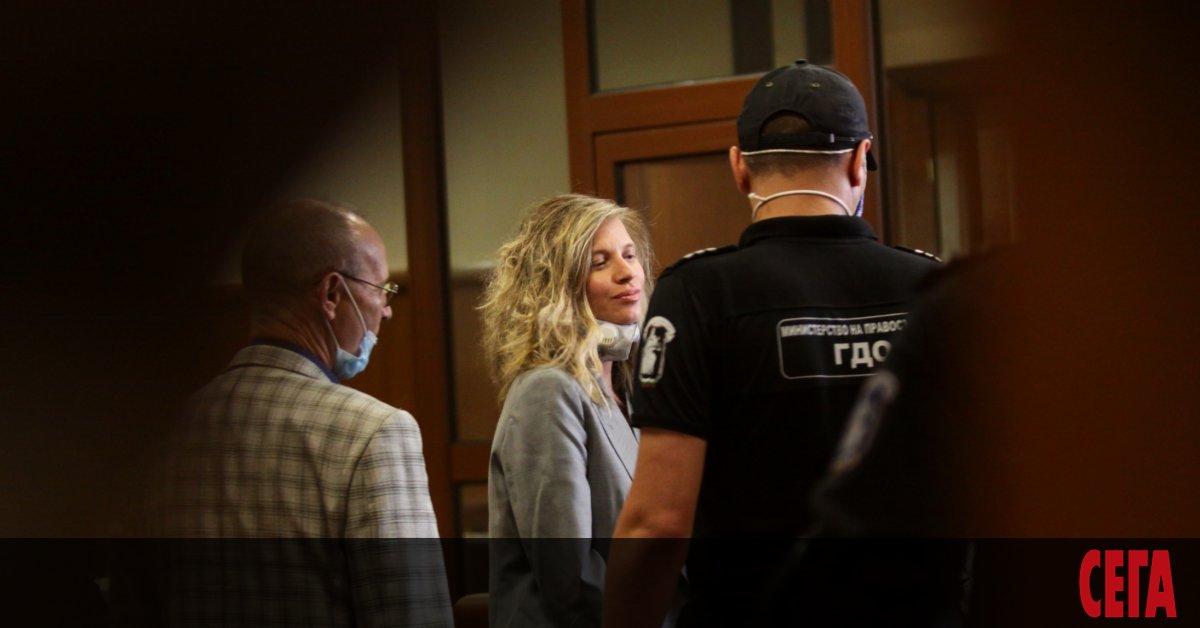 Специализираният съд освободи от ареста съдружника на Лиляна Деянова–Мартин Димитров.Беше