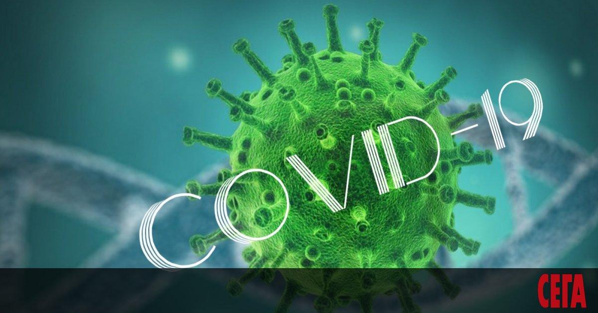 Новите случаи на COVID-19 в страната са 159 за последното