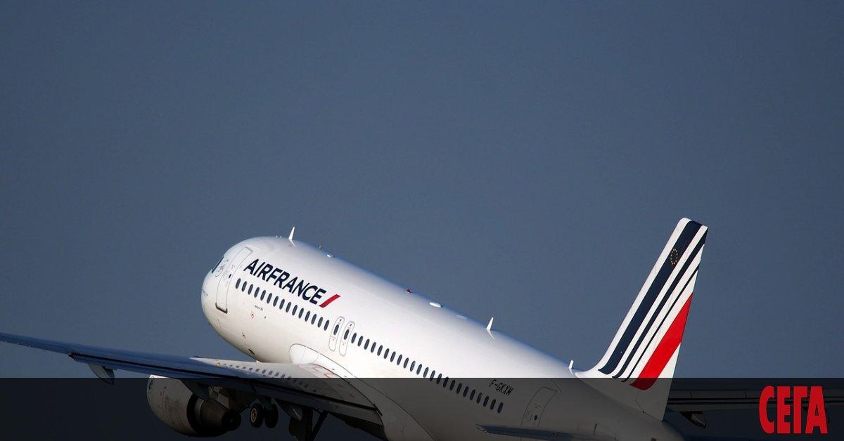 Френската авиокомпания