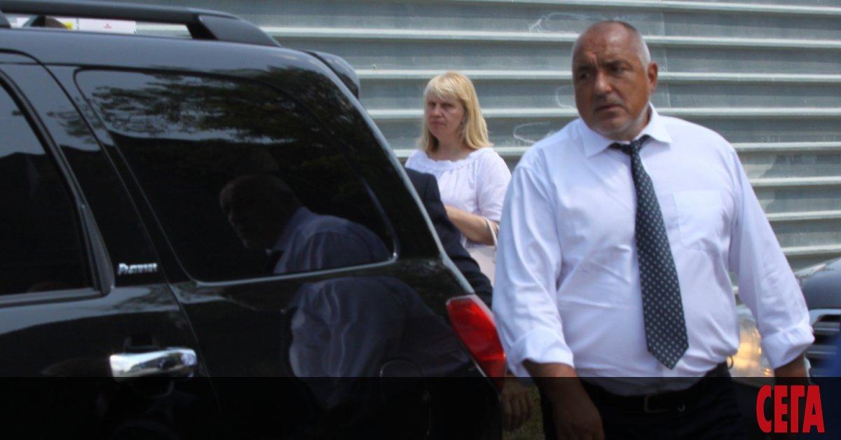 Премиерът Бойко Борисов е категоричен, че няма нищо укоримо в