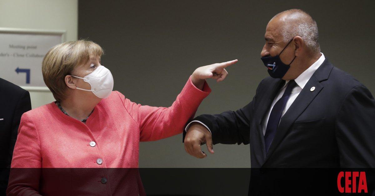 Ангела Меркел даде последната си пресконференция като федерален канцлер на