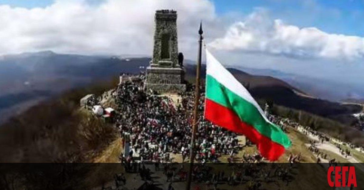 Община Габрово обяви, че отменя тържествения ритуал на връх Шипка
