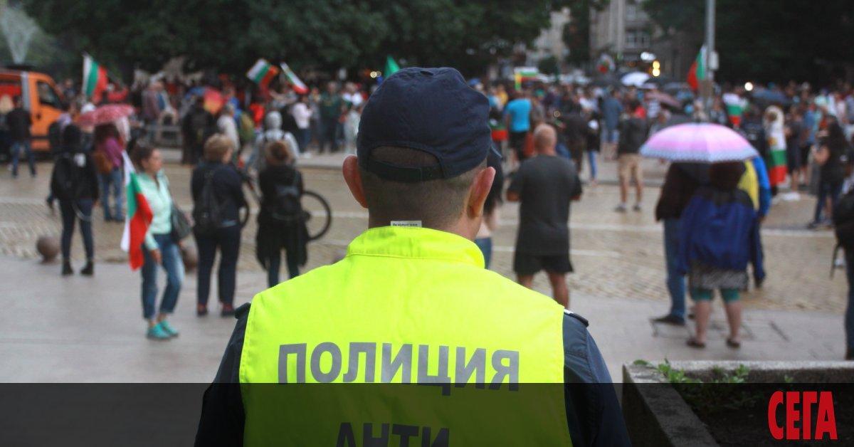 СДВР призова гражданите към мирни протести и апелирада се въздържат
