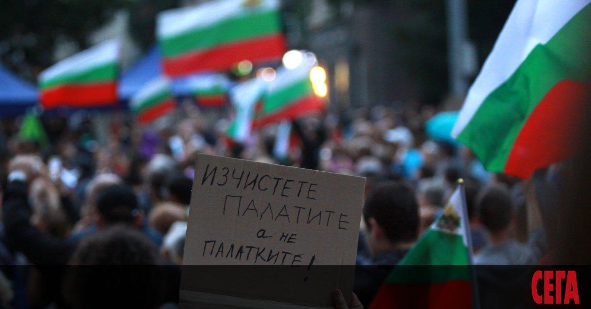 Очаква се напрегнат 31-и ден и нощ на протестите, след