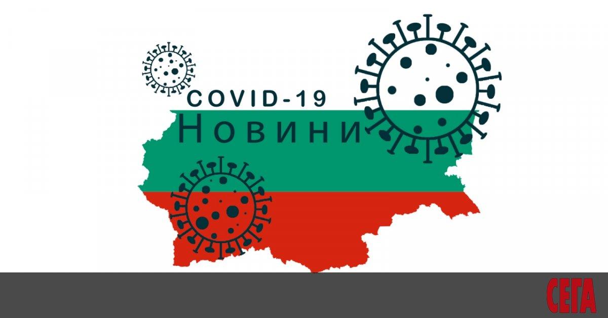 Броят на заразените с COVID-19 у нас надхвърли 19 хиляди