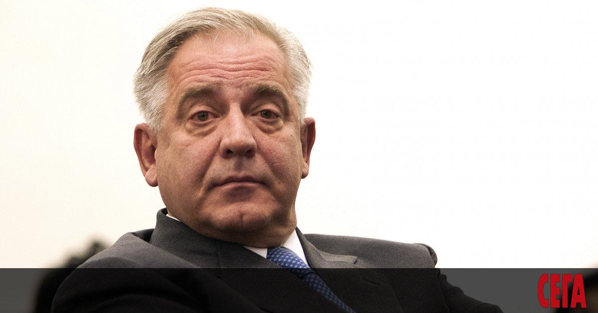 Бившият хърватски премиер и лидер на Хърватската демократична общност (ХДО)