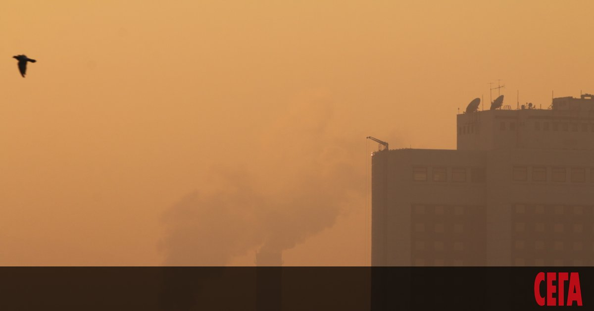 София тази сутрин е в сектора с най-висока опасност за